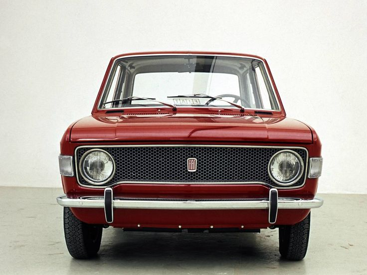Fiat 128- Had one when I was younger, only car I've caught air in.