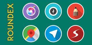 ROUNDEX - Icon Pack v1.1.6  Miércoles 30 de Septiembre 2015.By : Yomar Gonzalez ( Androidfast )   ROUNDEX - Icon Pack v1.1.6 Requisitos: 4.0.3 Información general: ROUNDEX - PAQUETE DE ICONO ROUNDEX La aplicación contiene:  1650 iconos con resolución 192x192  4 Piel compatible con Zooper Pro  20 Fondo de pantalla con resolución 3200x2560  Solicitar iconos  Muzei completo soporte de pantalla en vivo  Analog Clock Widget  Calendarios dinámica (el lanzador que soporta) - Stock Calendario…