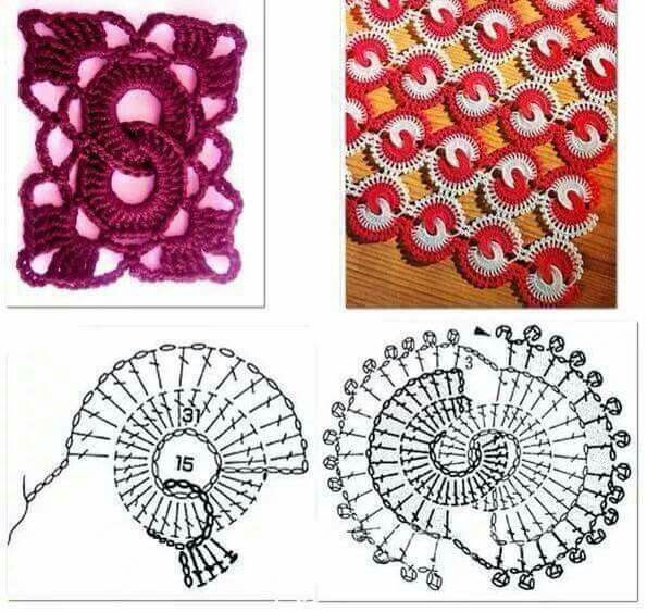 Lujoso Chambergo Patrón De Crochet Ornamento - Ideas de Patrones de ...