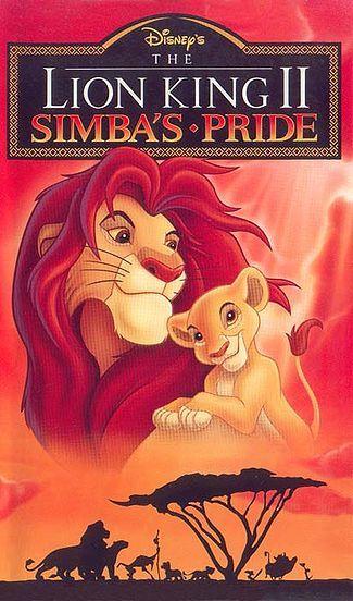 The Lion King II: Simba's Pride - Wikipedia, the free encyclopedia