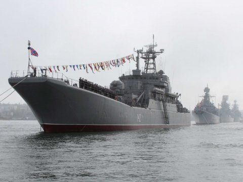 Russia projects power with Black Sea Fleet - Business Insider