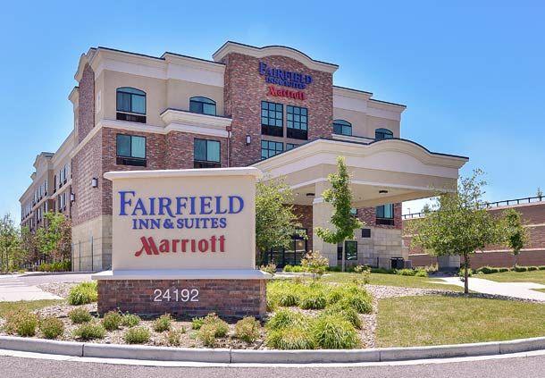 Fairfield Inn & Suites Denver Aurora Parker