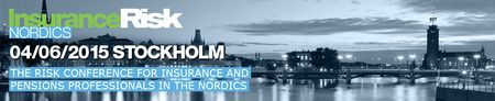 Insurance Risk Nordics@Grand Hôtel, Södra Blasieholmshamnen 8, Stockholm, SE 103 27, Sweden, On Jun 4, 2015@8am-5:30pm, Prices: EUR 1699, EUR 1999. We are delighted to announce that Insurance Risk will be returning to Sweden for the 9th time in 2015. Insurance Risk Nordics will be held on the 4th June at the Grand Hotel in Stockholm. Speakers: Jan Parner, Teemu Jokela, Jostein Amdal, Bernt Sagård, Booking: http://atnd.it/22991-0, Inquiries: http://atnd.it/22991-1, Category: Conferences