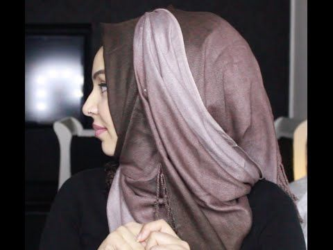 Simple hijab tutorials great for school or work ft. The Muslimah Boutique |by fatihasWORLD - YouTube