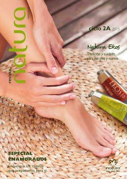 CICLO 02A/201 Revista  Natura
