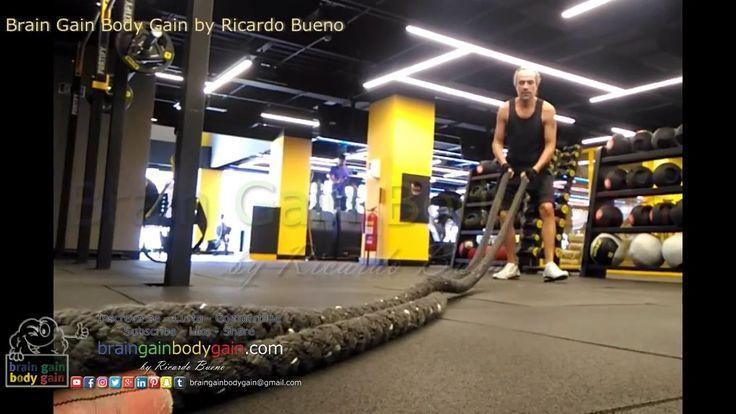 Crossfit Training Rope Anchoring Ring - Treino Corda Náutica Crossfit