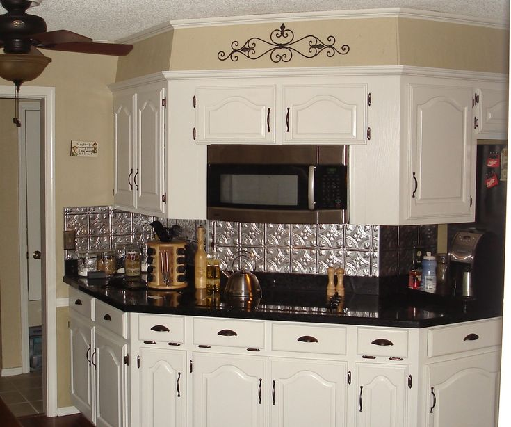 Tin Backsplash For Kitchen: 38 Best Low-cost, Easy Home Staging Tips And Upgrades For