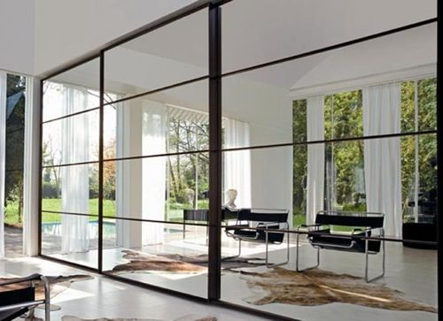 Sliding Into Home: Four Modern Sliding Doors
