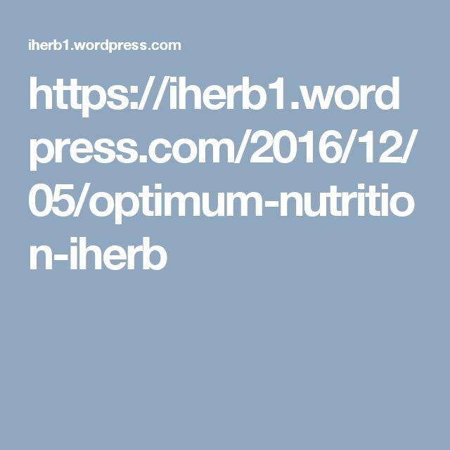 مكملات غذائية لكمال الاجسام من موقع اي هيرب الامريكي بروتين واي بروتين Optimum Nutrition Iherb Words