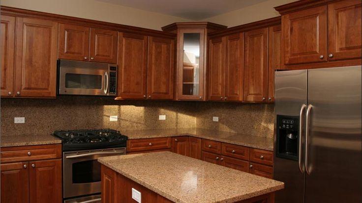 Maple kitchens back to post maple kitchen cabinets for Cheap maple kitchen cabinets