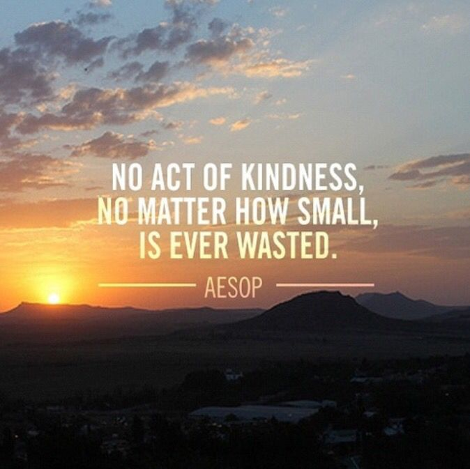 No Act Of Kindness Is Never Wasted   Aesop   20 Quotes From Childrenu0027s  Books Every Adult Should Know