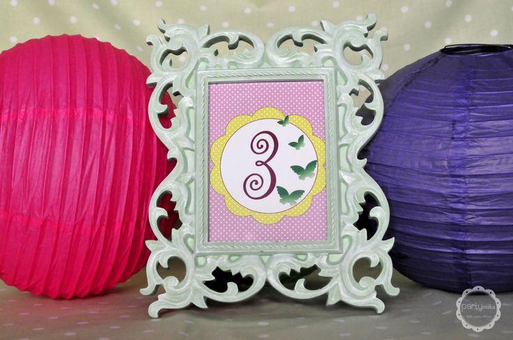 Urodziny wróżkowe, Dzwoneczek, Papierowe lampiony, Przyjęcie dla dziewczynki  Fairy Birthday Party, Paper lantern, Printables