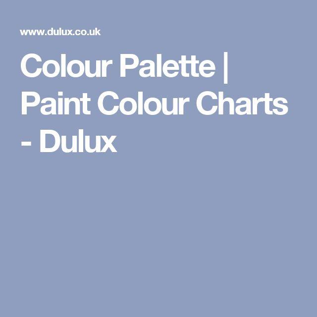 Dulux Kitchen Paint Colour Chart: 25+ Best Ideas About Dulux Colour Chart On Pinterest
