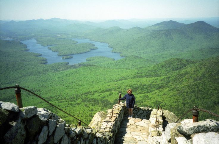 Stone steps at Whiteface Mountain | 22 Overwhelmingly Beautiful Photos Of The Adirondacks