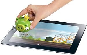 Angry Birds Apptivity game. King Pig looks like fun!