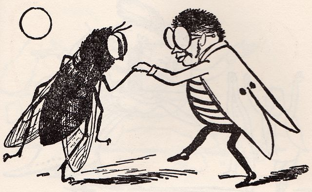 "An illustration from ""A Book of Nonsense,"" illustrated by Edward Lear.  The first edition was published by Thomas McLean on 10 February 1846. There were altogether seventy-two limericks in two volumes selling at 3s 6d each."