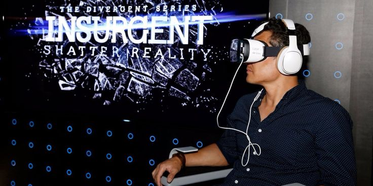 Why virtual reality could generate $150 billion for Hollywood by 2020 - BUSINESS INSIDER #VirtualReality, #Hollywood, #Tech