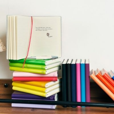 Recycled leather notebooks - eco friendly and pretty, what's not to love?
