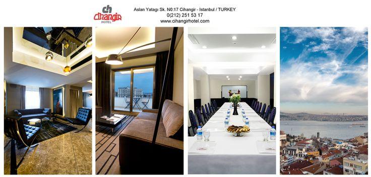 Toplantılarınız için endişelenmeyin. Profesyonel ekibimiz her şeyi sizin için hazırlıyor.  #hotel #CihangirHotel #istanbul #cihangir #travel