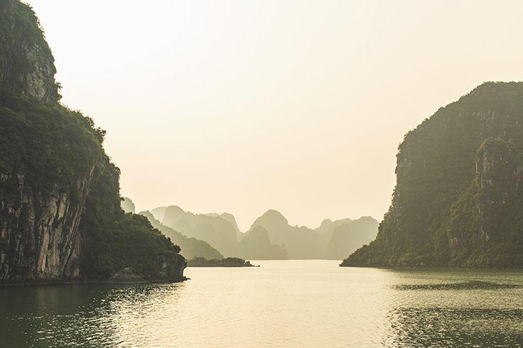 Halong Bay, Vietnam | Jenna Sue Design Blog