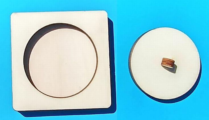 Mini vkládačka - kruh