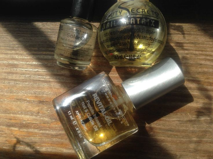 These 3 Cuticle Oils Will End Your Hangnail Woes. Make dry, crummy cuticles a thing of the past.