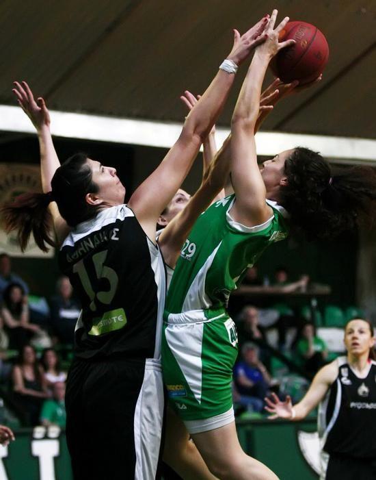 Πάει για τρίτος ο Παναθηναϊκός στο γυναικείο μπάσκετ!