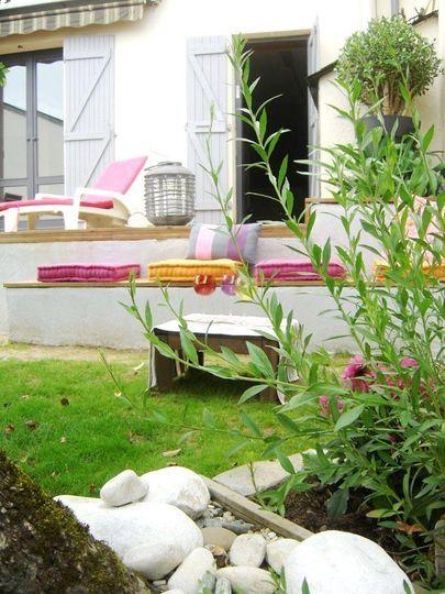 Les 100 meilleures images propos de inspiration jardin sur pinterest terrasses jardinage - Terrasse jardin pinterest strasbourg ...