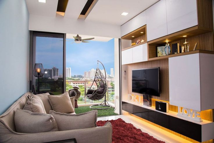Veja a seleção do Decor Fácil com 77 fotos de salas de estar pequenas para você se inspirar.