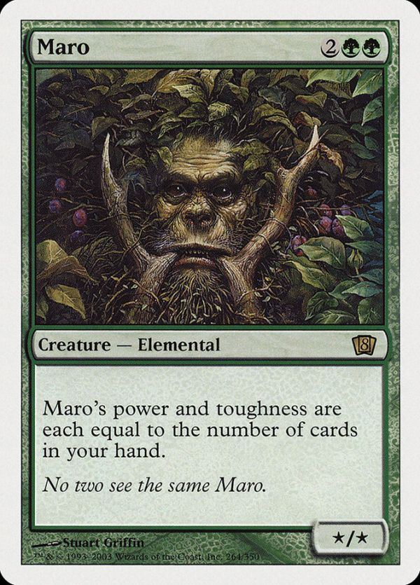 Magic the Gathering ~ 1x Force of Nature ~ Revised ~ M//NM