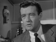Robert Hudson Walker (October 13, 1918– August 28, 1951) was an American actor,[1] best known for his starring role in Alfred Hitchcock's 1951 thriller Strangers on a Train.