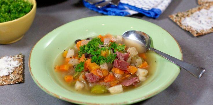 Berits betasuppe med søtpotet og linser – Berit Nordstrand