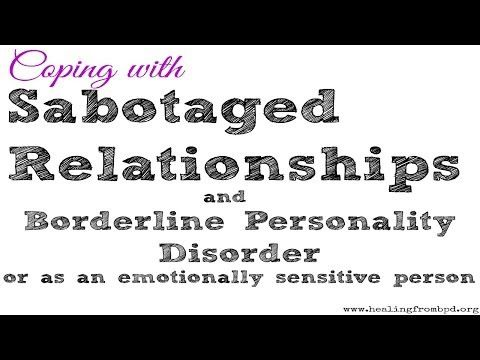 recovery from dating a borderline Borderline personality disorder can tear lives and girl in need of a tourniquet: memoir of a borderline 5 dating mistakes that keep you from.