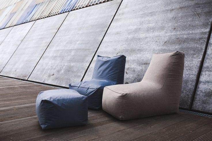 Design Sitzsack kaufen aus Deutschland - Die RELAXFAIR Lounge ist der perfekte Sitzsack aus nachhaltigen Materialien und wird in Deutschland fair hergestellt
