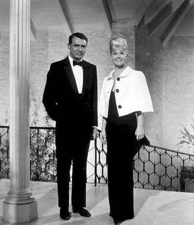 Cary Grant & Doris Day - Touch of Mink - one of my all time favorite movies