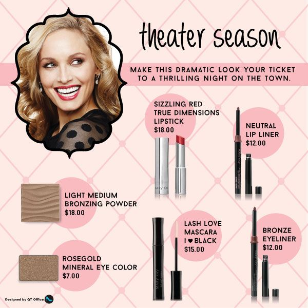 #marykay #qtoffice Theater Season