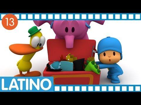 Megamix de canciones infantiles #2 -Mix diversión, BabyTV Español - YouTube