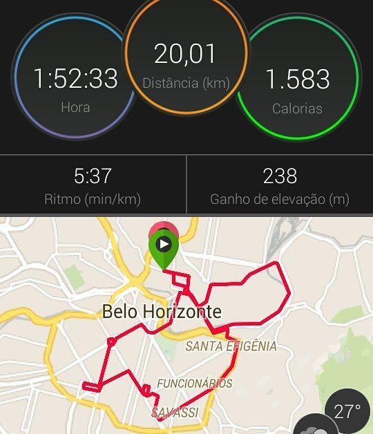 Pré-jogo do Galo foi assim hoje!  20km por BH com meu amigo @correborem valeu a parceria!!! #galorunners #garminconnect #garmin #strava #ultraesportes #prejogo #corridaderua #corrida #planilhacumprida #running #runners #20km #belohorizonte #rodagem #maratonadepoacountdown by danielmaranata