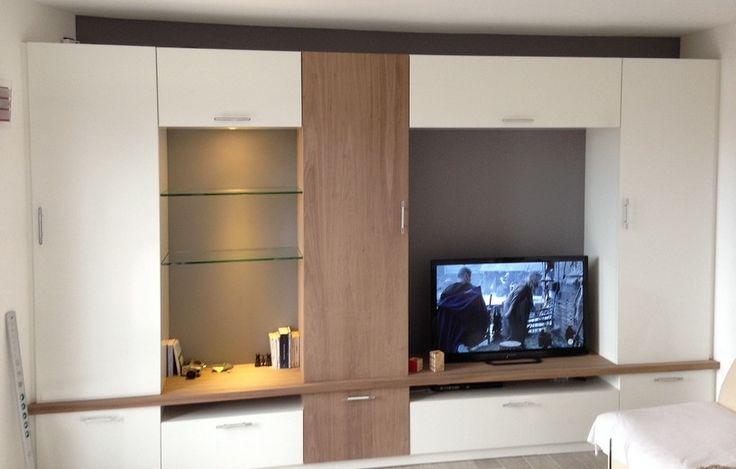 PRODIJJ - Menuiserie à Paris - Meuble TV sur mesure