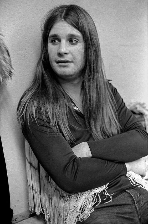 Ozzy Osbourne | 80s rock | Ozzy osbourne, Black sabbath ...