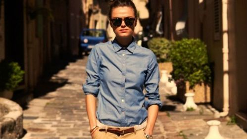 35+Cool+Outfit+Ideas+for+the+Modern+Tomboy+|+StyleCaster