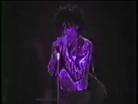 Prince - Purple Rain Live - 1983