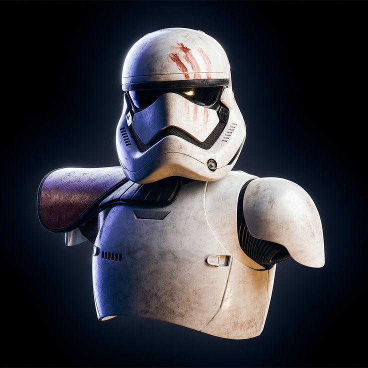 New Order Stormtrooper(Postać 3d)