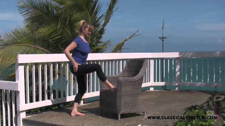 Classical Stretch mini workout for hip pain relief .... this is a collection of 25 videos, I think most are an 'infomercial'...but some good tips and views of how her workouts are done are in most.... will help to determine if you want to invest in them or not...