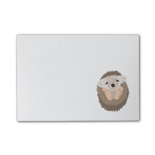 Cute Pygmy Hedgehog Post-it® Notes