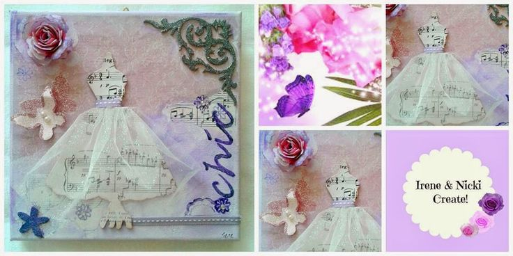 Irene & Nicki Create!  :                                   PURPLE FANTASY  ...