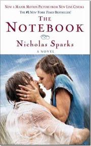 The Notebook af Nicholas Sparks, ISBN 9780446605236
