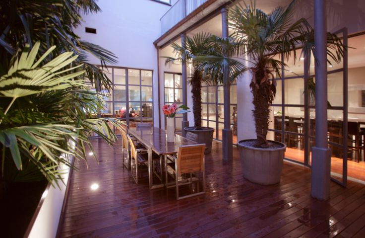 #TownHouse12 outdoor terrace #townhousehotels