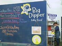 Big Dipper Baby Food: Developing Good Palates at an Early Age | Never too young for damn good food