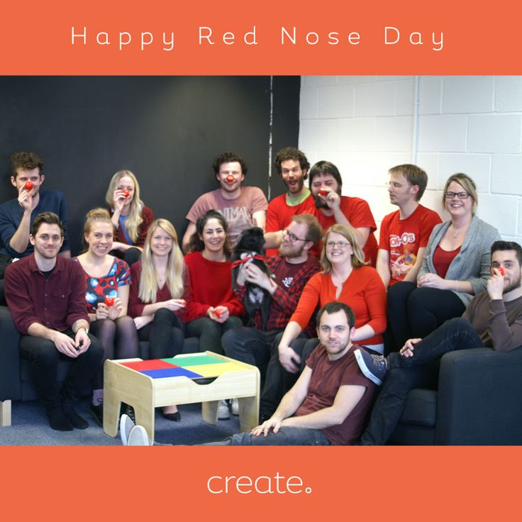 Our faces are already funny enough, right? Join us and make a difference by donating to Red Nose Day and Comic Relief www.rednoseday.com/donate #RND15 #rednoseday